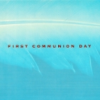 First Communion Day - Original Poster